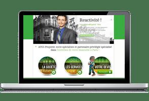 site wordpress atgi