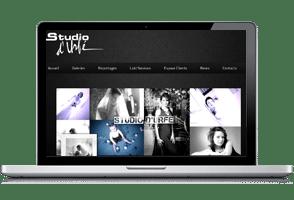 site wordpress studio urfe
