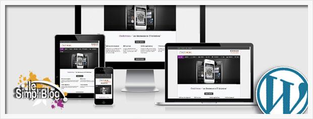 WordPress mobile responsive design