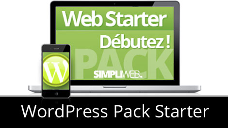 Site blog wordpress starter