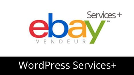 wordpress module compte ebay site blog