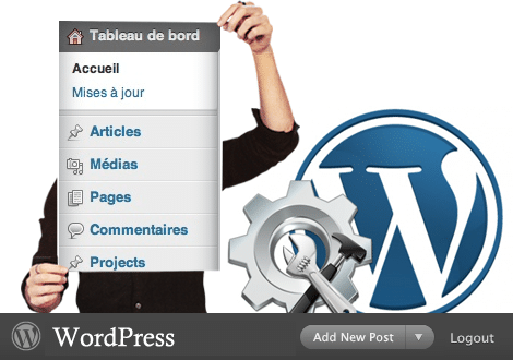 Prestataire Solution WordPress