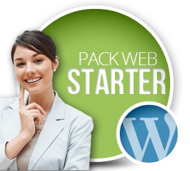 Prestataire WordPress Paris Pack Starter