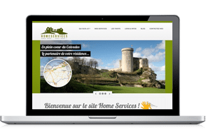 site wordpress Home Services