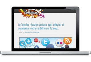 Site et Blog WordPress Simpliweb - Paris